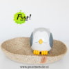 Uil diffuser feather the owl