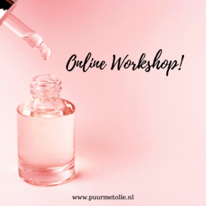 Online workshop!